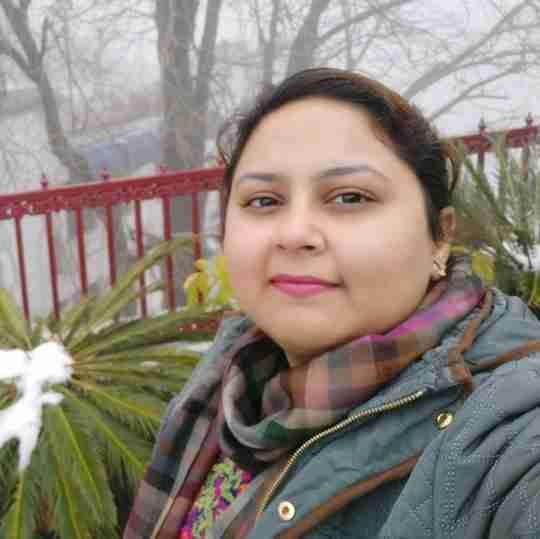 Dr. Divya Chopra's profile on Curofy