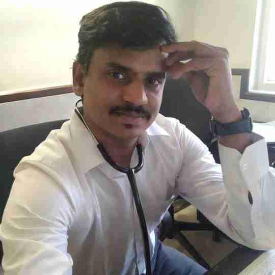 Dr. Santosh Nandigam's profile on Curofy