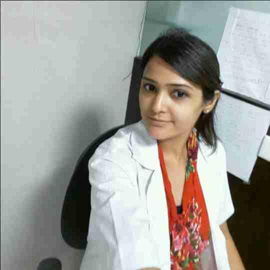 Dr. Amisha Bhagat (pt)'s profile on Curofy