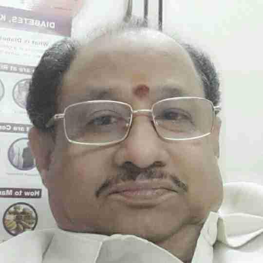 Dr. Vijayakumar Reddy Iska's profile on Curofy