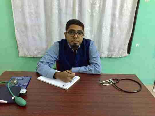 Dr. Arup Jyoti Das's profile on Curofy