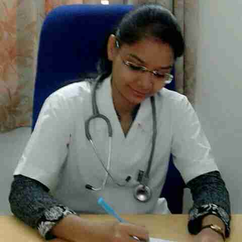 Dr. Chandni Ghervda's profile on Curofy