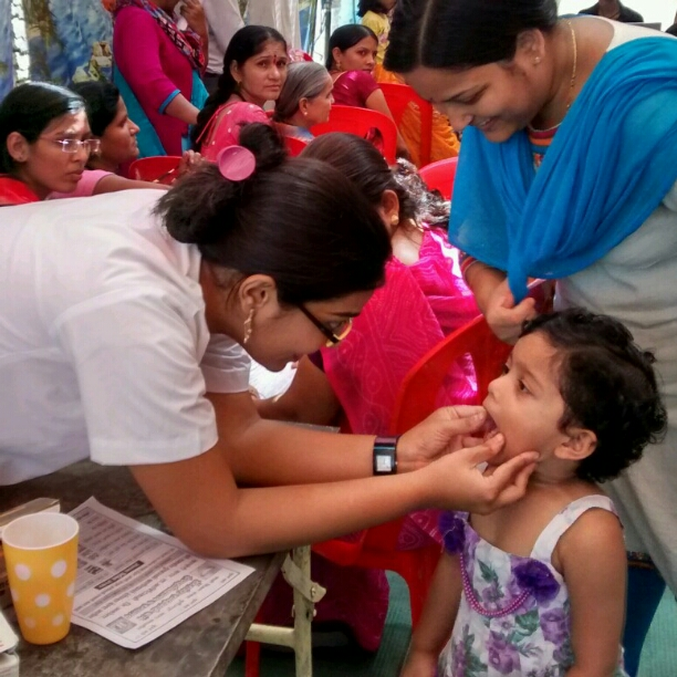 Dr. Shubhangi Kailas Thakare's profile on Curofy