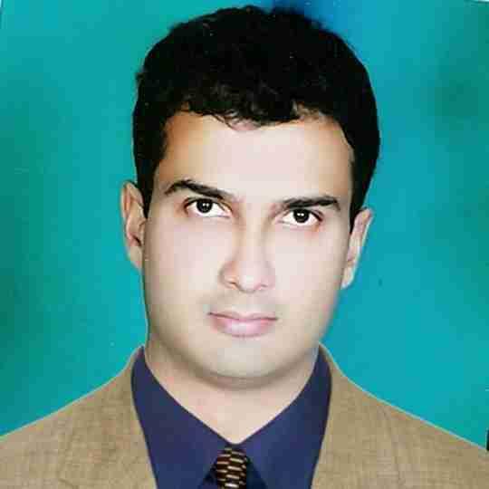 Dr. Syed Saquib Dastagir's profile on Curofy