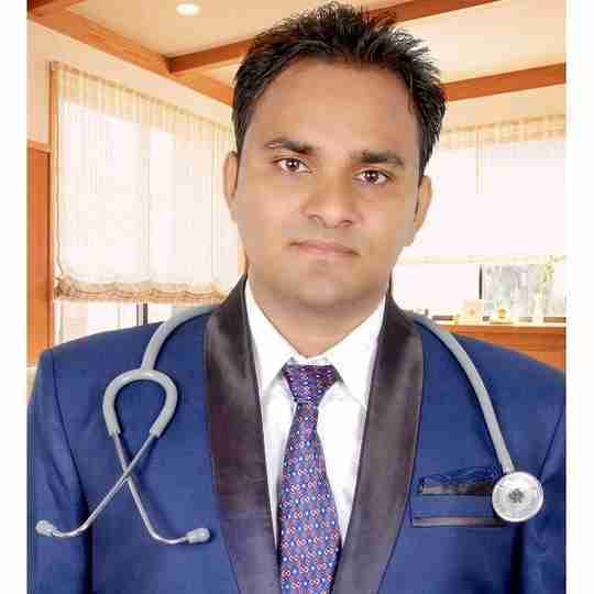 Dr. Yashpal Singh Chouhan's profile on Curofy