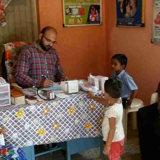 Dr. Rajendra Barad's profile on Curofy