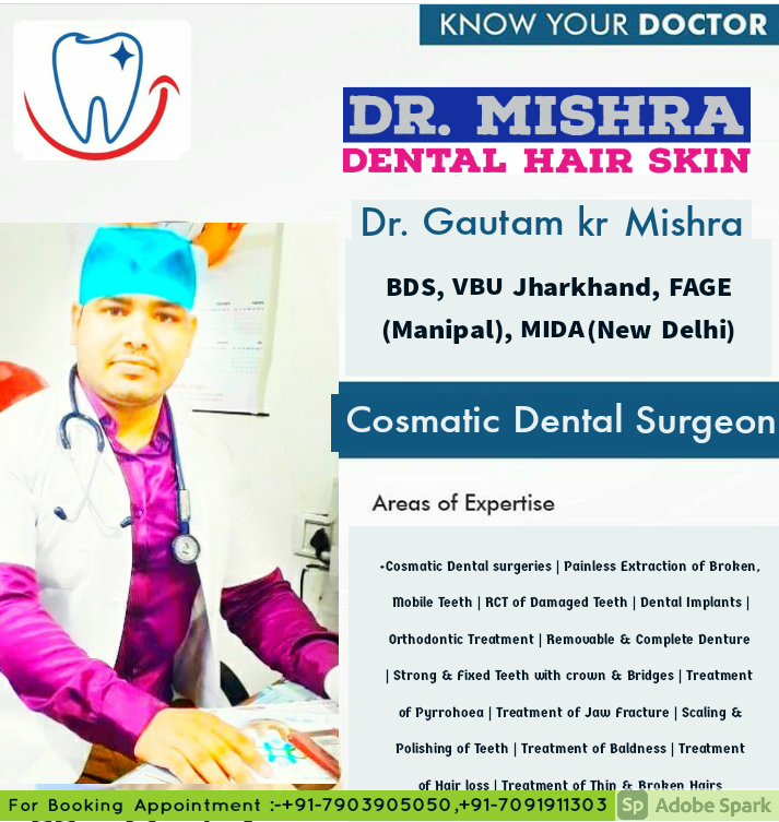 Dr. Gautam Kr Mishra