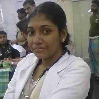 Dr. Dharani Thangam's profile on Curofy