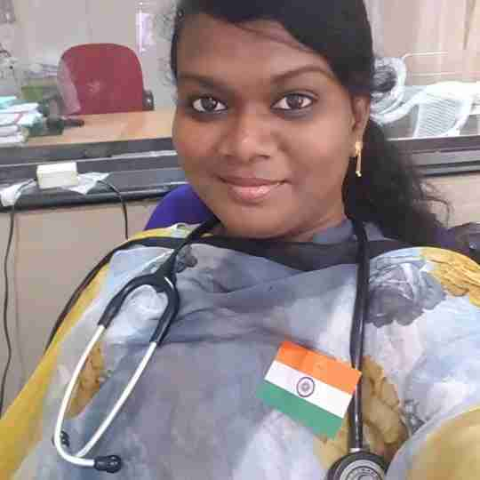 Rubavathi Chinnathai's profile on Curofy