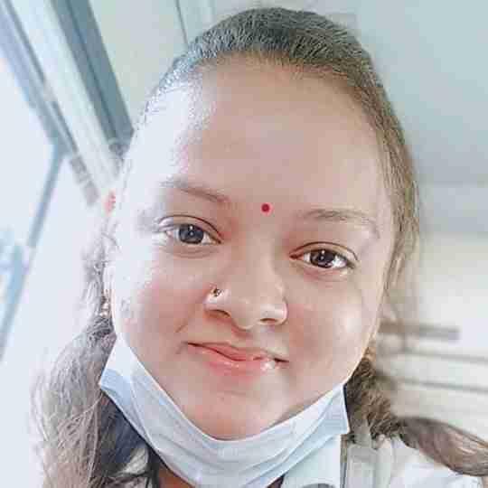 Dr. Vaishali Bams's profile on Curofy