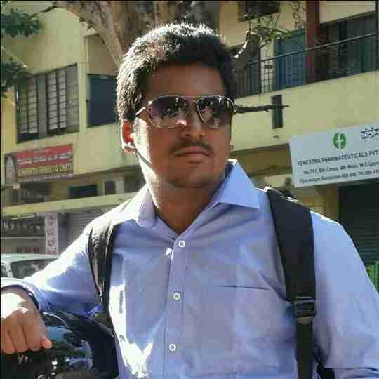 Dr. Dattaprasad Ganganpalli's profile on Curofy