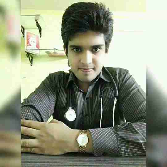 Dr. Vibhav Verlekar's profile on Curofy