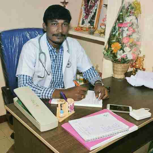 Vasanth Kumar's profile on Curofy