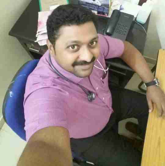 Dr. Benny Varghese's profile on Curofy