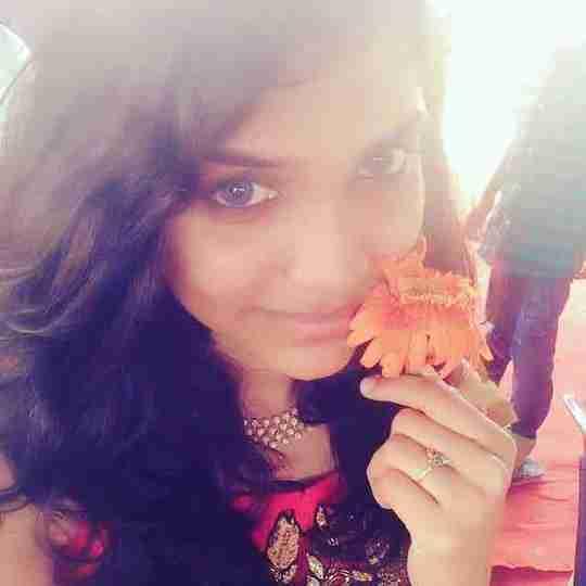 Chandrika Veluru's profile on Curofy