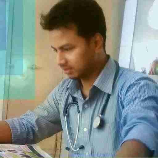 Dr. Kalyan Kumar Ray's profile on Curofy