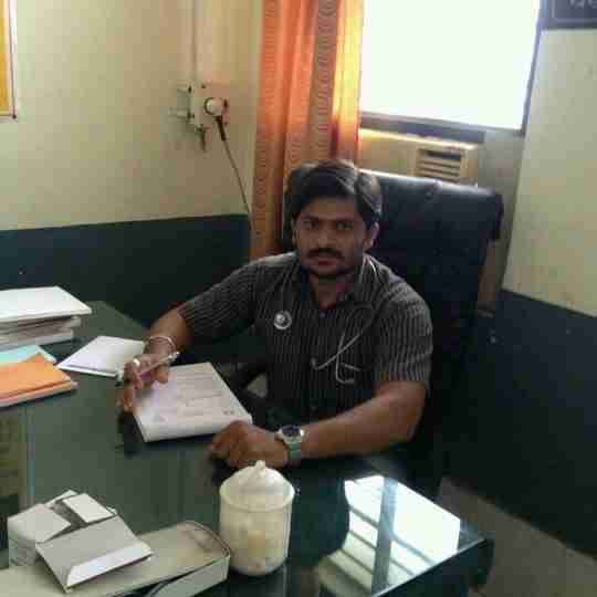 Dr. Chandrkant Shewale's profile on Curofy