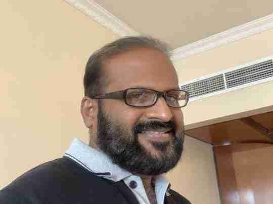 Dr. Murugesh's profile on Curofy