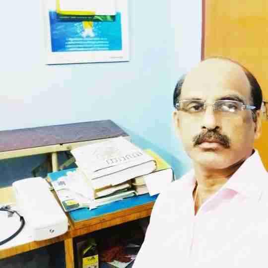 Dr. Sankaran A M's profile on Curofy