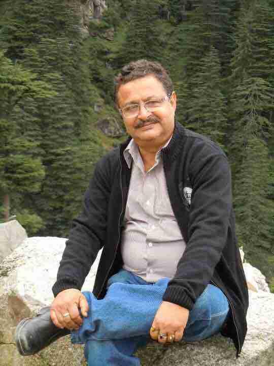 Dr. Ashok Koul's profile on Curofy
