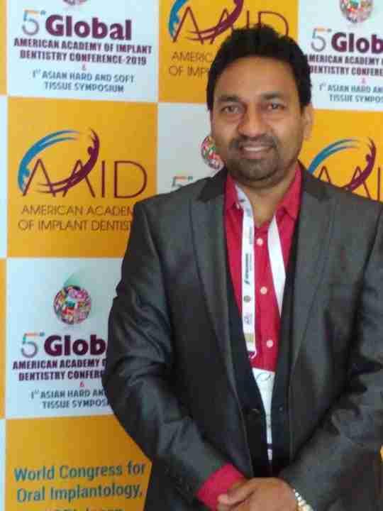 Dr. Sagar Mani's profile on Curofy