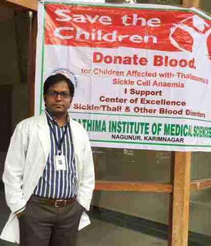 Dr. Mahesh Kumar Usha's profile on Curofy