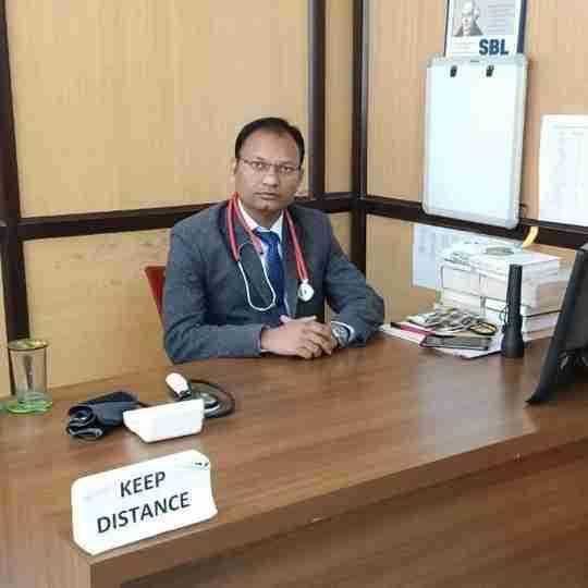 Dr. Rana Surjeet Sachan's profile on Curofy