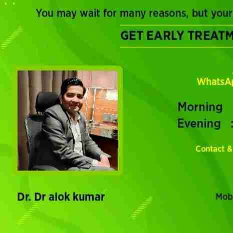 Dr. Alok Kumar Sachan's profile on Curofy