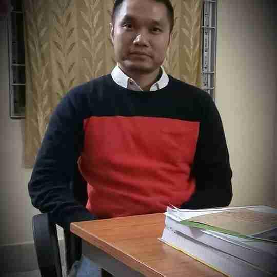 Dr. Thokchom Dharmaveer's profile on Curofy