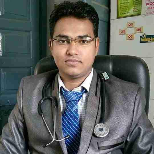 Dr. Kk Sahu's profile on Curofy
