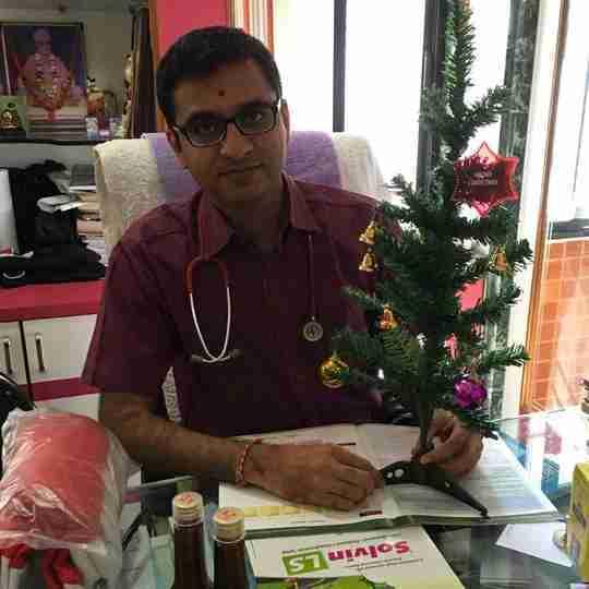 Dr. Vipul Usadadia's profile on Curofy