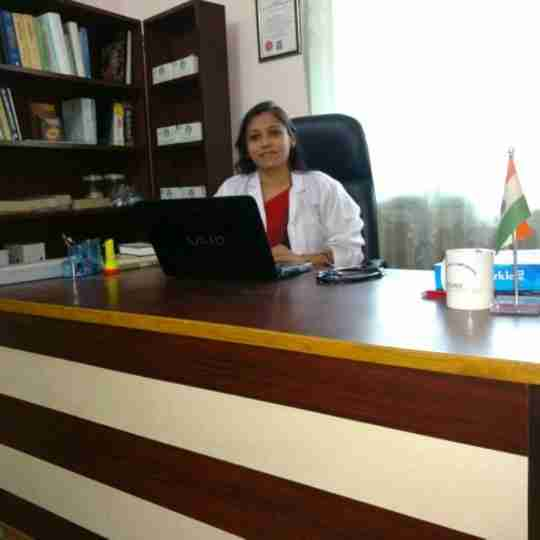 Dr. Priti V. Jogi's profile on Curofy