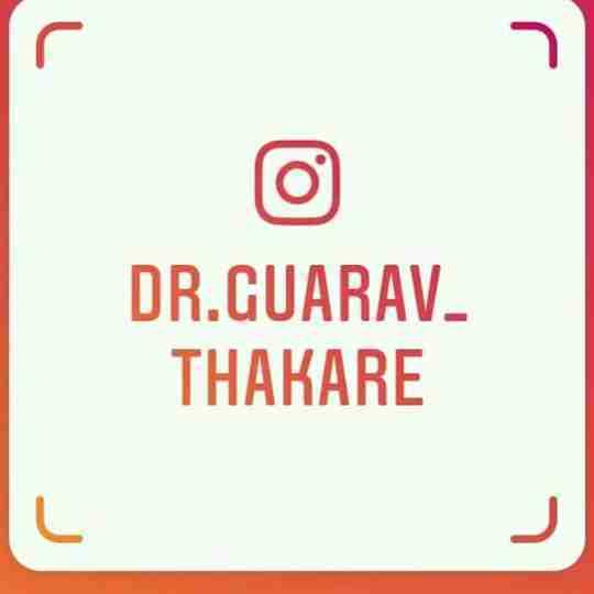 Dr. Gaurav Thakare's profile on Curofy