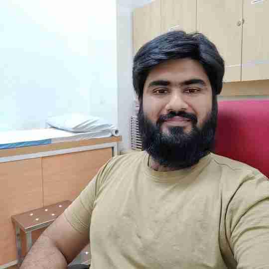 Dr. Ahmed Faraaz Patel's profile on Curofy