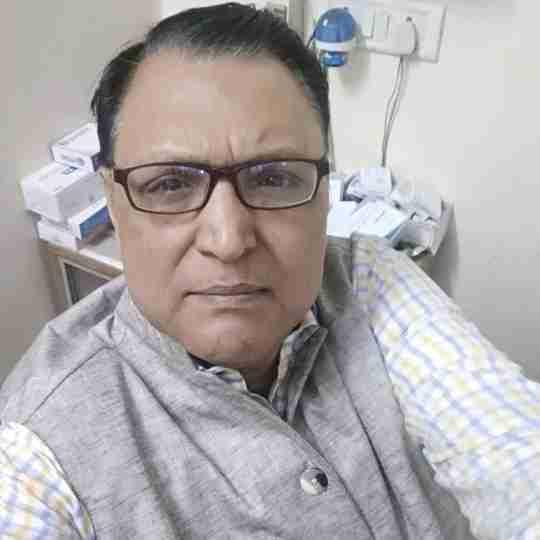 Dr. Krishan Gopal's profile on Curofy