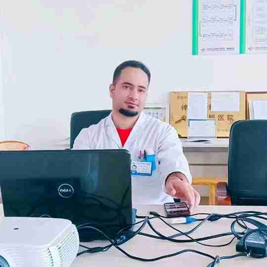 Dr. Ghazi Suhail Itoo's profile on Curofy
