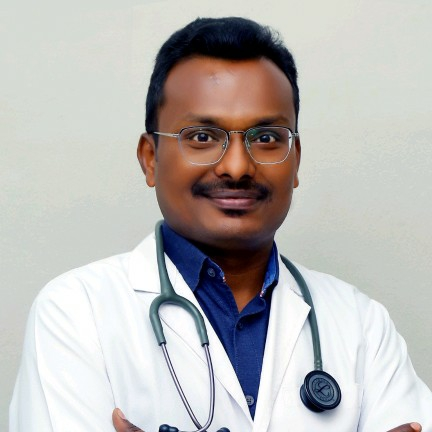 Dr. Kishore Chitta's profile on Curofy