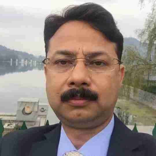 Dr. Roopjyoti Hazarika's profile on Curofy