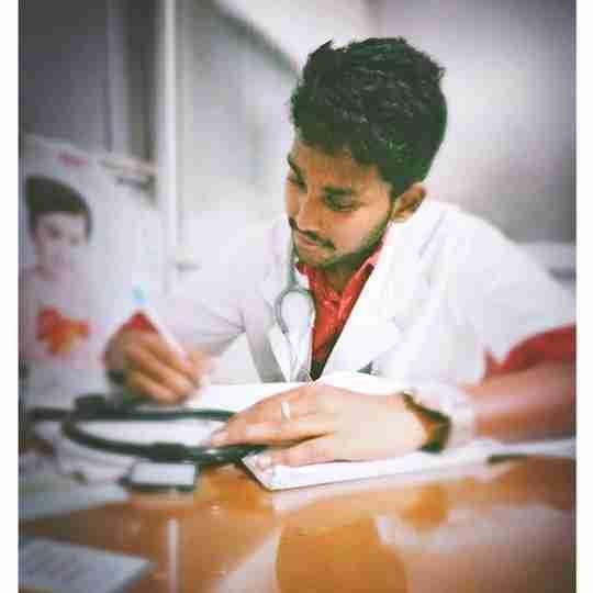Dr. Vimal Kumar's profile on Curofy