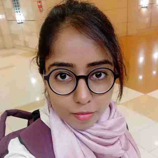 Dr. Nazia Sayed's profile on Curofy