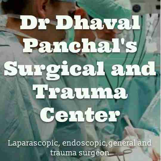 Dr. Dhaval Panchal's profile on Curofy