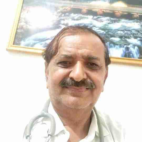 Dr. Jayantkumar Ramabhai's profile on Curofy