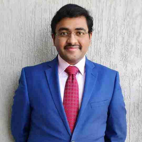 Dr. Ravikiran Andra's profile on Curofy