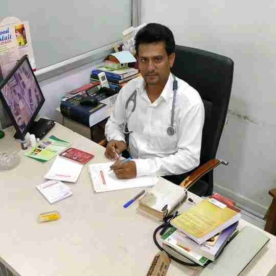 Dr. Satyam Singh's profile on Curofy