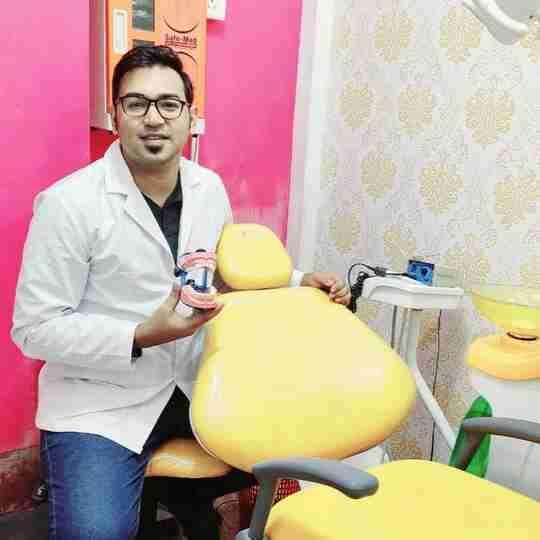 Dr. Parijat Chakraborty's profile on Curofy