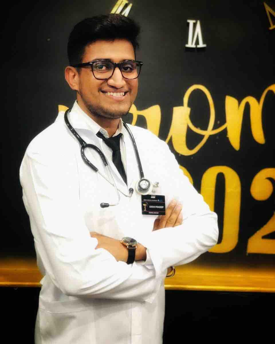 Dr. Pradeep Saran