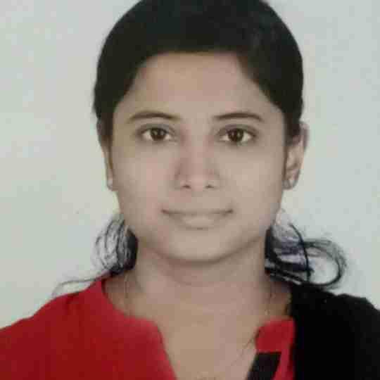 Dr. Vidya Md's profile on Curofy