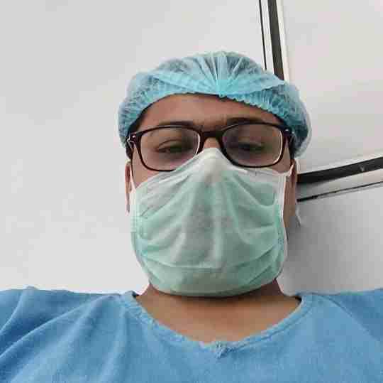 Dr. Mangesh Hivre's profile on Curofy