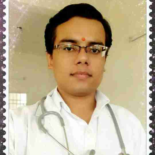 Abhishek Dhar Dwivedi's profile on Curofy