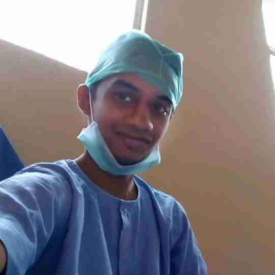 Dr. Suriyan Shanmuga's profile on Curofy